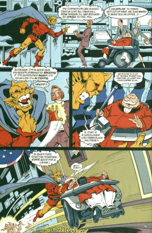the-thought-emporium-imperial:  Etrigan may be a 'hero'. But you know, sometimes that word's a stretch.