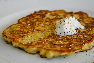 Corn cake by the boastful baker on Flickr.