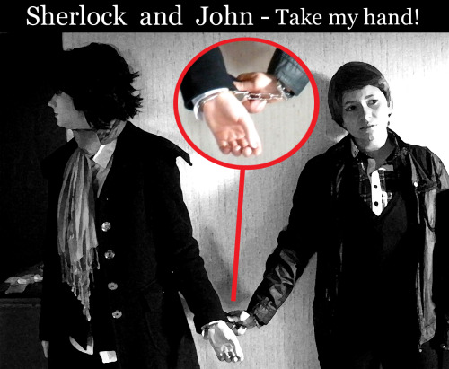 Since today we have for about a year Sherlock cosplay!<3 And here are a few photos from the last year: PART 1 ———————————————————— Sherlock Holmes - by Tammi-yo *smooch* John Watson - by me Pics - of many different friends. <3 But most of us with self timer. Illus - by me ———————————————————— It was wonderful, fun, exciting, and we have met many new people. *BigLoveForAll* Thank you so much~ <3  (And Sorry for my bad english >//<)