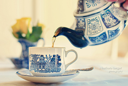 Tea Time… by pianogram (mostly away) on Flickr.