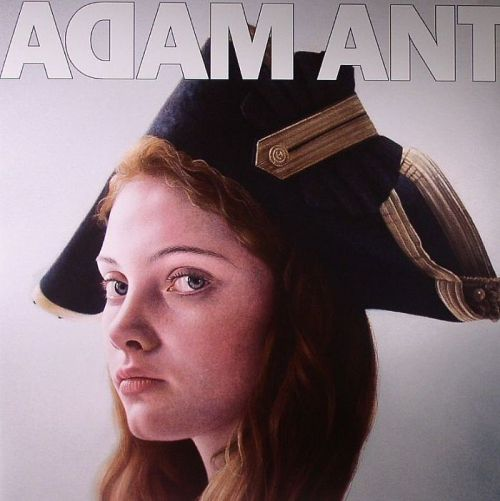 "New Adam Ant album ""Adam Ant is The BlueBlack Hussar In Marrying The Gunners Daughter"" feat. Boz Boorer as a co-writer. Out now."