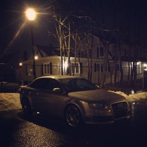 My girl always making me smile #audi #rs4 #accomplishingitall