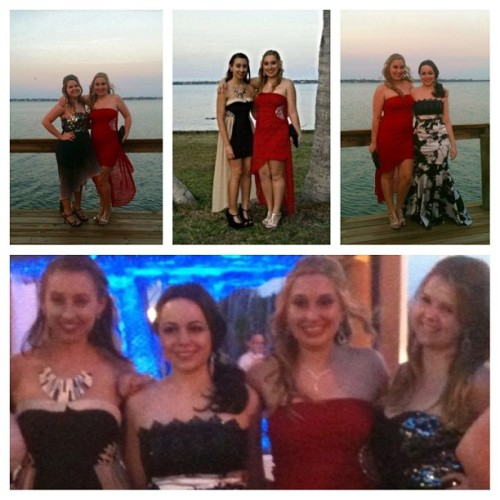 #tbt #prom #seniors #senioryear #dresses #fun take me back so much fun @thedeathofevolution @elizabeth_chambers88 @mslittlelauren