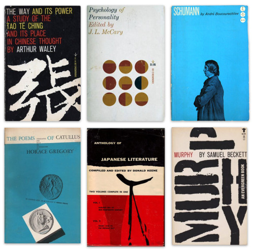 Book covers by Roy Kuhlman, collected on Pinterest.  via The Fox is Black.