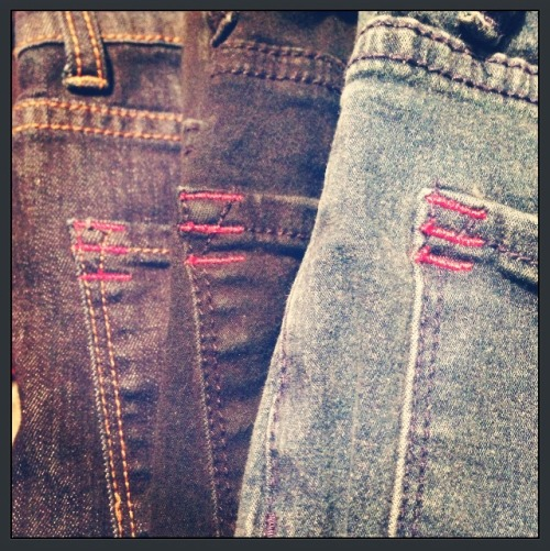 Favorite jeans right now.