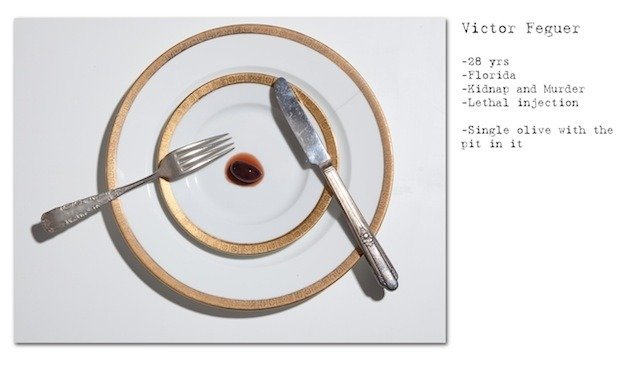 Photos of Death Row Inmates' Last Meals