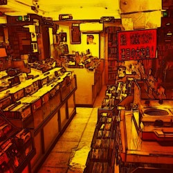 Digging for samples #Kōenji #CrateDiggin #Enka #45s