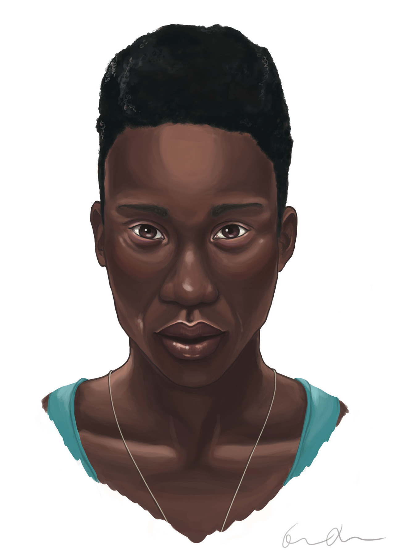 sometimes i draw stuff nathan stewart jarret as curtis from misfits photoshop far too many hours