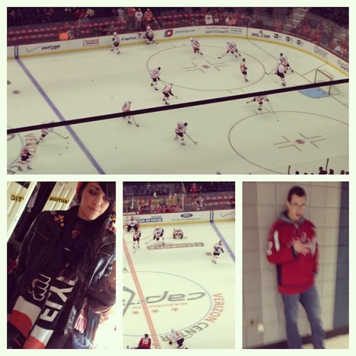 more pictures from last night.. #Flyers 😍😏😁 so awesome