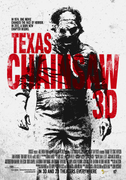 New releases: 3D Texas Chainsaw Massacre releasing 24th January at VOX Cinemas Marina Mall - Abu Dhabi, Mall of the Emirates, Deira City Centre, Mirdif City Centre and Ajman City CentreStars : Alexandra Daddario, Tania Raymonde and Scott EastwoodGenre : HorrorDirector : John LuessenhopTrailer link : http://www.youtube.com/watch?v=4ff1HjgA6GcA young woman travels to Texas to collect an inheritance; little does she know that an encounter with a chainsaw-yielding killer is part of the reward.