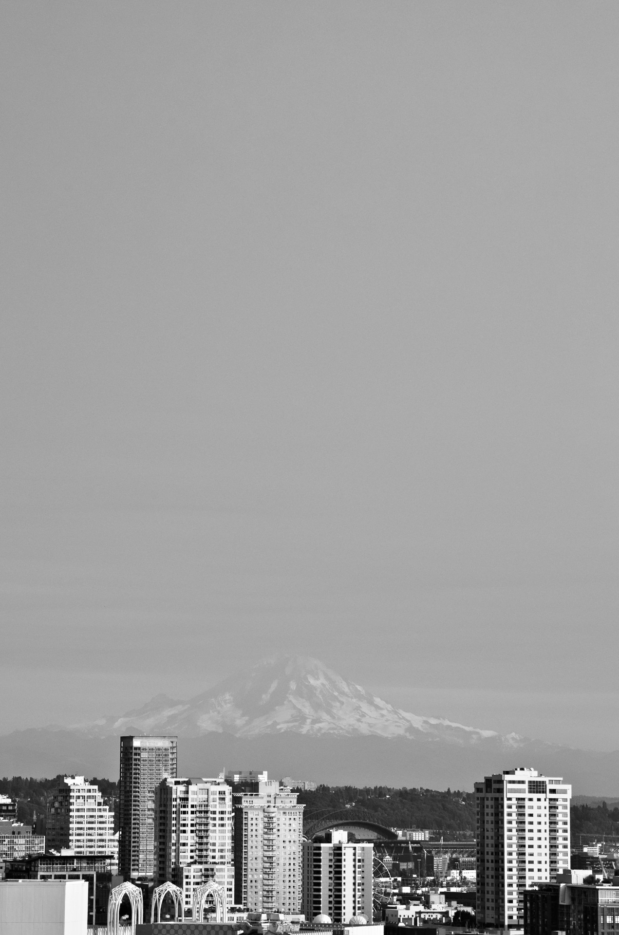 danlophotography:  Seattle seen from Kerry Park, USA