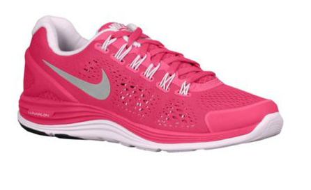 "Decided on these babies! The ""Lunarglide 4"" I tried them on at the store and they felt great! But they didnt have the color I wanted so I ordered them online. So excited to run in them!"