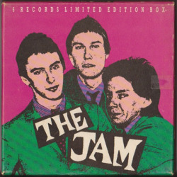 "The Jam - The Jam 7"" Box Set (1989)"