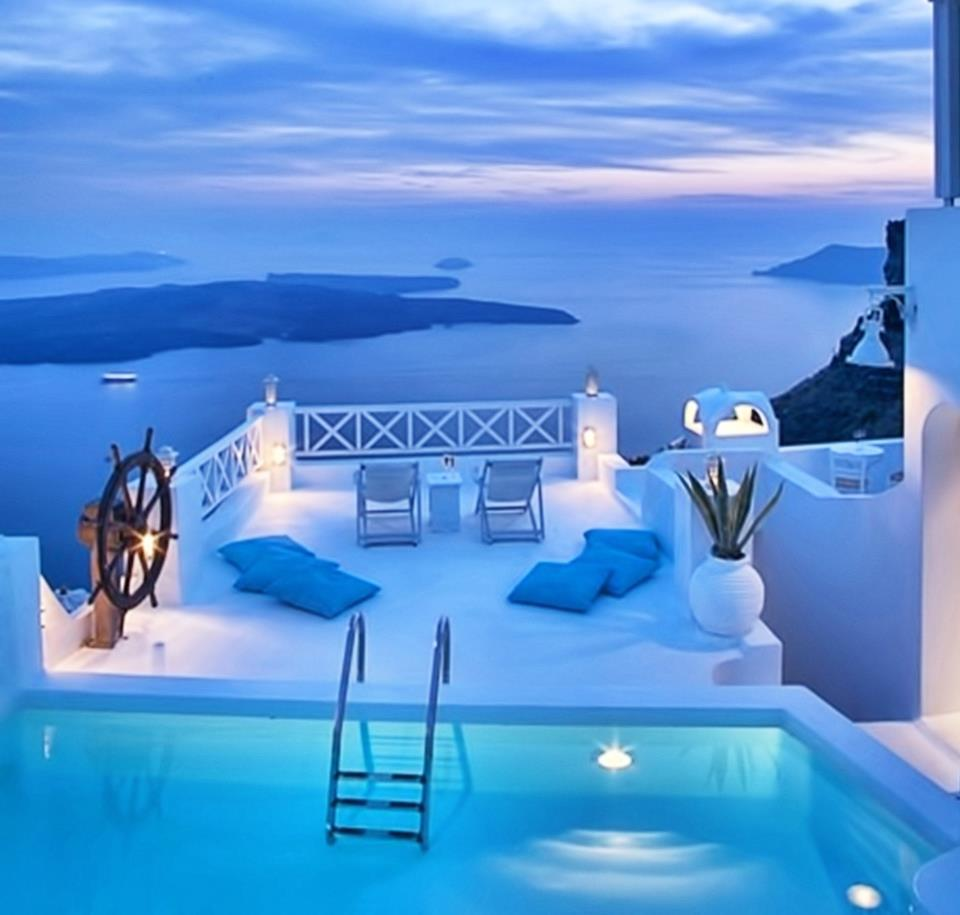 Santorini Island Santorini Island Greece… The most beautiful island in the world _Design HeroesView Post