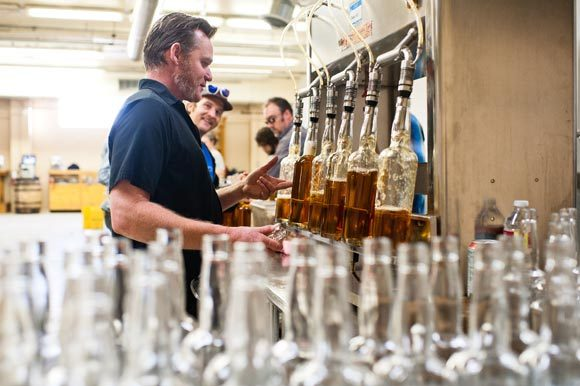 Do you have what it takes to work a shift on Stranahan's bottling line? If so, click here and throw your name in the bag!