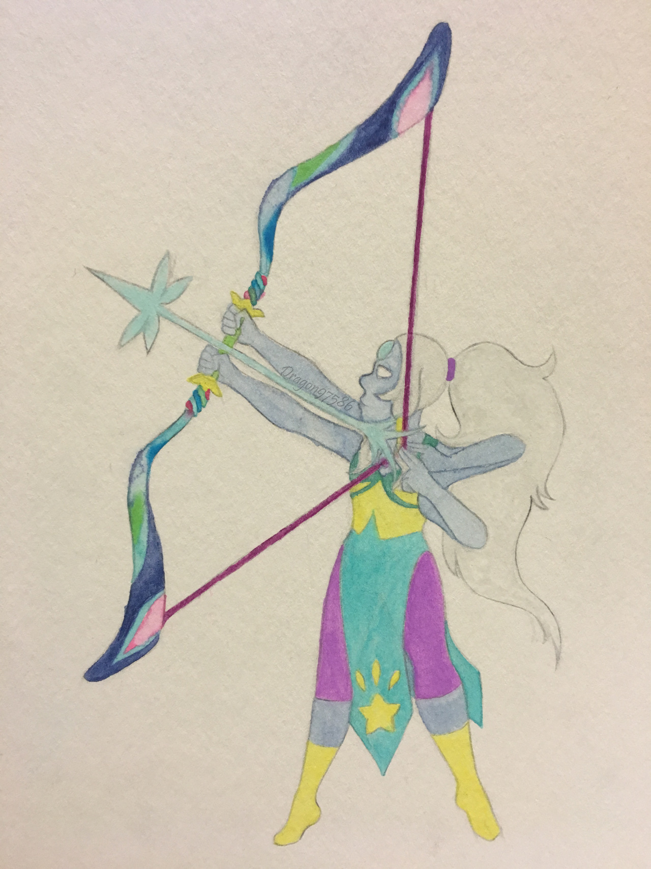 Opal Steven Universe and its characters belong to Rebecca Sugar and the Crewniverse