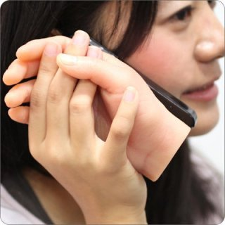 The Hand-Shaped iPhone Case, for Humans Who Prefer to Hold Hands With Their Phone