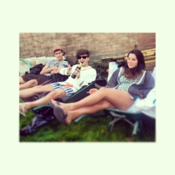 Summer Nights. ☺🚬🍹💺 #friends #summer #bbq #alcohol #gay #me