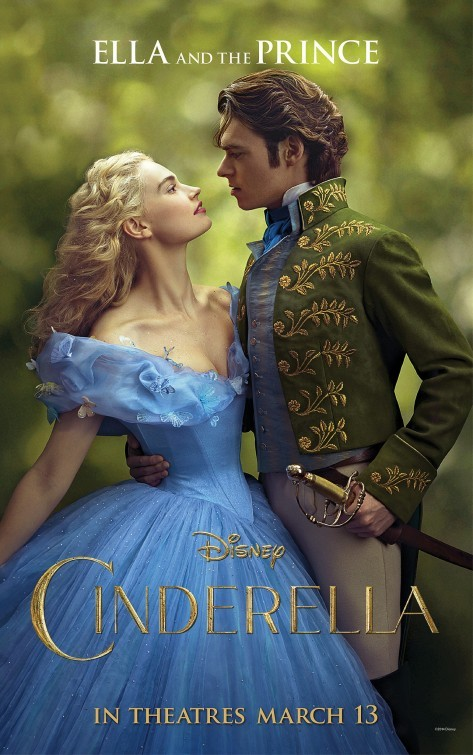 Cinderella poster (click to see more)