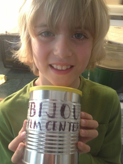 bijou-richmond:  The fundraising has officially begun! My son Logan announced to me one day recently that he was collecting money for the Bijou. So, I helped him make it official. This summer look for an event or two — the Bijou's coming out so to speak — to raise awareness and money. Ultimately, we're looking for a storefront in Richmond's arts district. Stay tuned and let me know if you have any ideas. — James