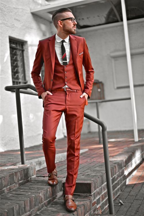 suited-lifestyle:  Different