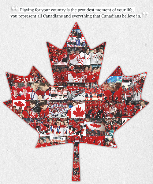 Oh Canada! Our home and native land!