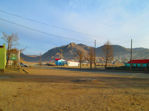"mongoliapost:  Tsetserleg [garden] is a beautiful city in the foothills of the Khangai mountains and it is the aimgiin töv [~provincial center] of Arkhangai Aimag. Highlights of our time included visits to secondary schools, a youth center, and the ""Flom"" center for students with disabilities. With the latter two visits in particular we met some amazing educators who are doing great work, and got the chance to tell them about grants they could apply for through the embassy, as well as exchange opportunities for their students.  This is my friend, Joe, who has spent the last year in Mongolia on a Fulbright. Not only is he an incredible musician, teacher, and lenguist but he has a great photographic eye. Now just to get myself to Mongolia."