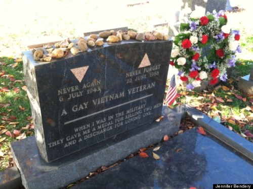 Leonard Matlovich A real life hero And if that tombstone doesn& 039;t convince why equality or freedom of choice matters then I can& 039;t help you