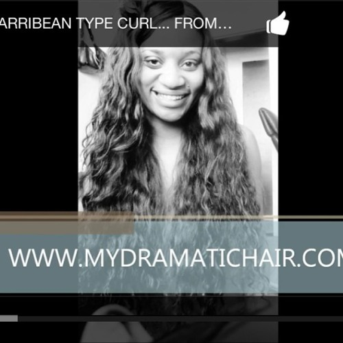 YouTube review on Dramatic Hair Co Brazilian Hair with @maiyac #hairreview #braziliancurly #brazilianhair #buydramatichair #divahair #dramatichair #dramaticallusions #follow