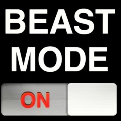 Yep. Going into monster mode. Regionals 2013….you're going down! @crossfit @reebokcrossfit @cfinvoke @gracieraleigh