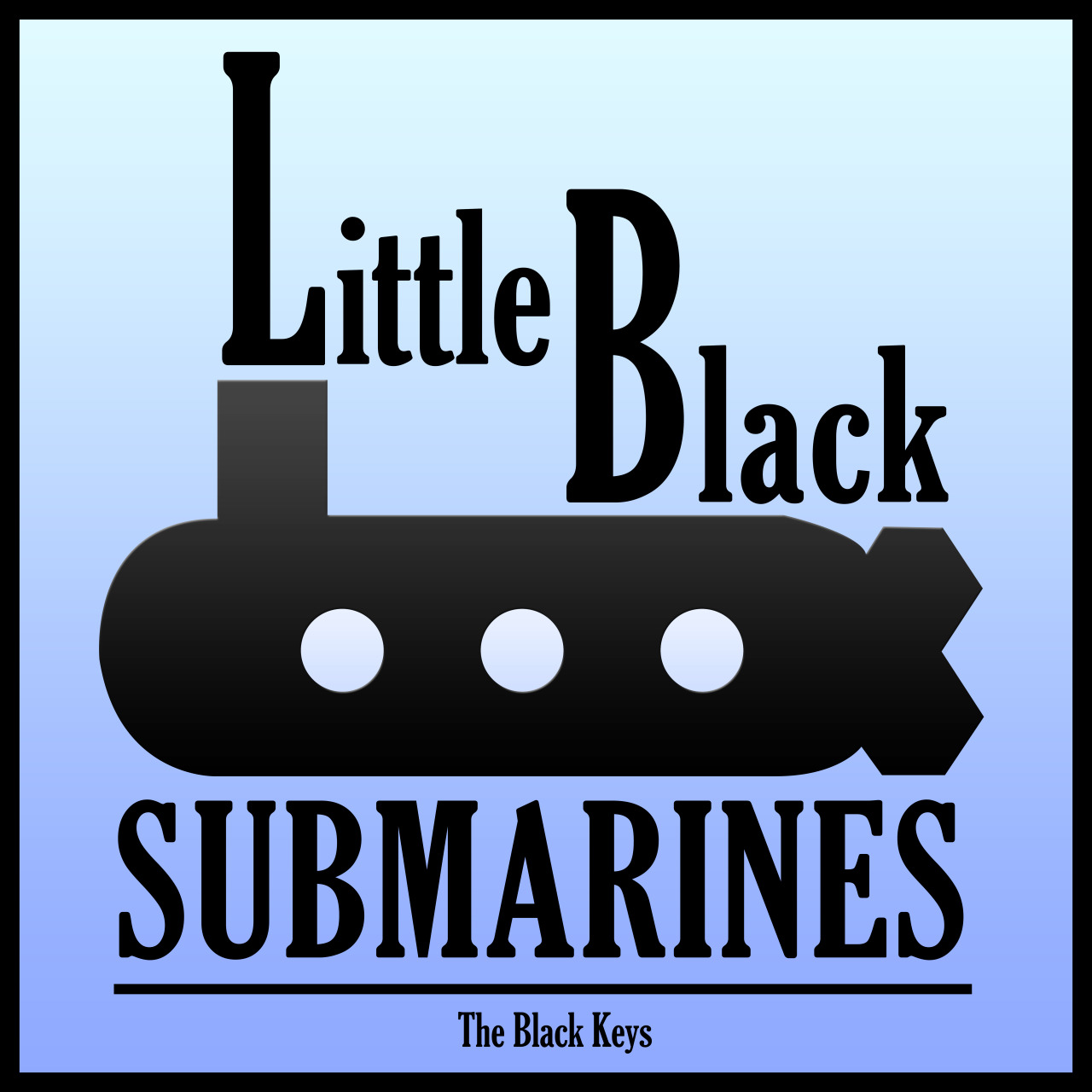 "patdescreative:  ""Little Black Submarines"""