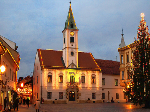 just-wanna-travel:  Varaždin, Croatia