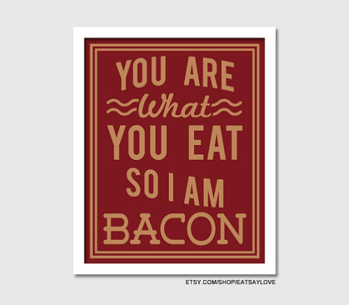 betype:  I AM BACON   Get inspired on Betype.co