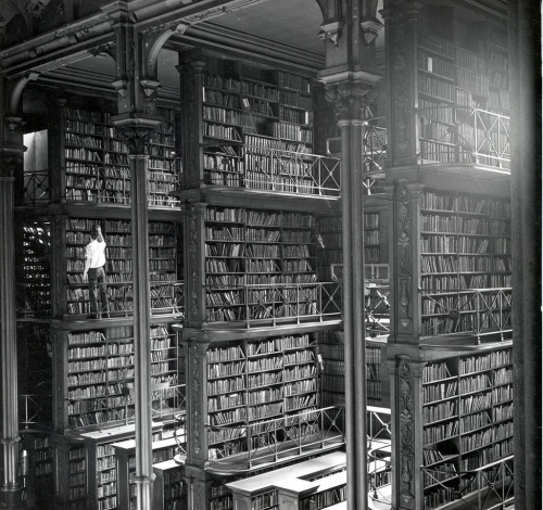 Cincinnati Main Public Library (1874-1955)