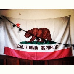 #california #calilove #flag