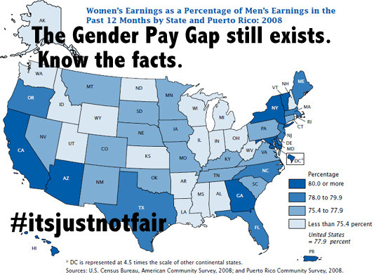 April 9th is Equal Pay Day - its a never ending fight. This article lays down some good facts and reminders about the Equal Pay Act and the Lilly Ledbetter Fair Pay Act. Important steps, but much change is still needed.