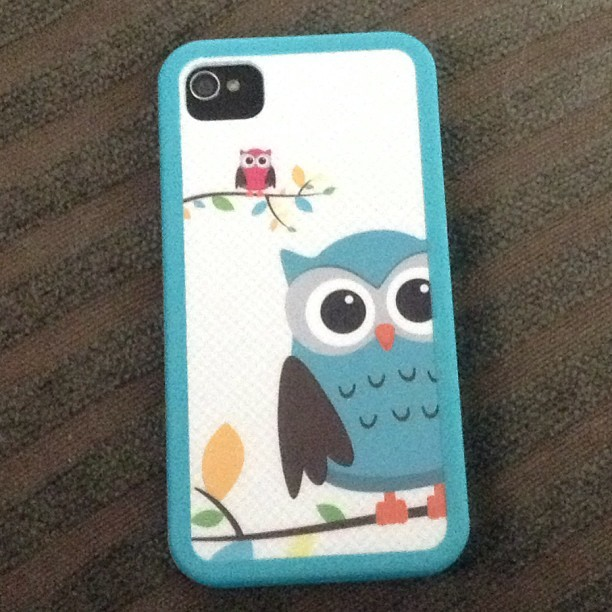 New case for my phone <3