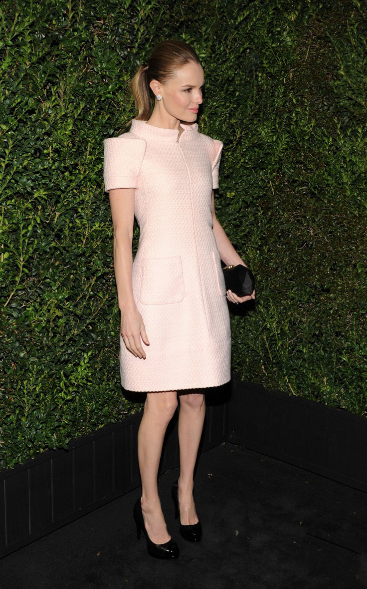 Chanel Pre-Oscar Dinner. Kate Bosworth