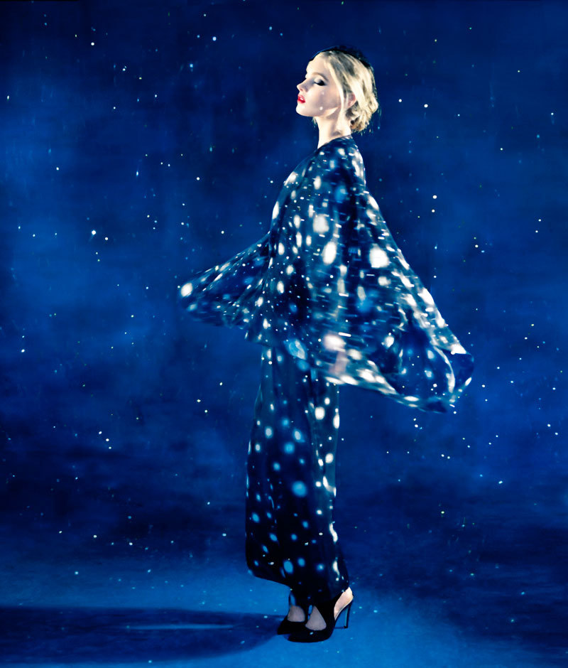 Armani's Stars Erik Madigan Heck, April 2013
