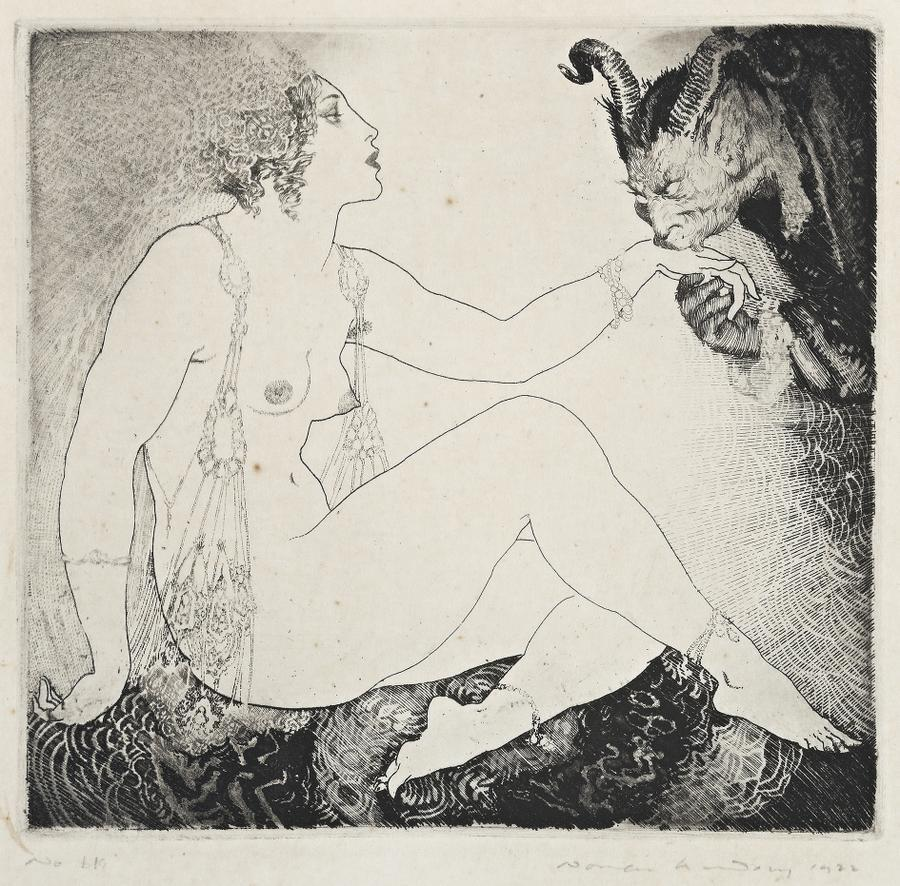Bargains by Norman Lindsay