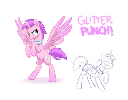 yeah yeah yeahhhh! for princessglitterpunch!