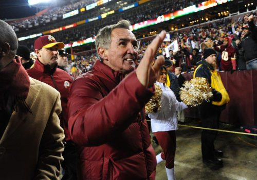 "Afterword: Shanahan and RG3  by @steven_lebron  Reading a lot about the reaction to Mike Shanahan and the Redskins coaching and medical staff's decision to leave RG3 in the game despite the obvious risks of further injury (which in this case, happened).   Interesting to note that in this  Shanahan profile by Stefan Fatsis, Shanahan himself suffered his own career-ending injury while playing quarterback at Eastern Illinois. From the article:  ""Shanahan grew up in suburban Chicago in the 1960s, the son of an electrician and a housewife. He nearly died when he was speared by a linebacker while playing quarterback at Eastern Illinois, the only college that offered him a football scholarship. A priest was summoned to read last rites. Shanahan lost a kidney, recovered, petitioned unsuccessfully to rejoin the football team and began his coaching career upon graduation.""  Which both baffles me as to why he wouldn't take more precaution with his own quarterback and makes me wonder if his own experience desensitized him to injuries. Or, quite simply, he was a coach who thought leaving his quarterback in gave him the best shot at winning a playoff game?"