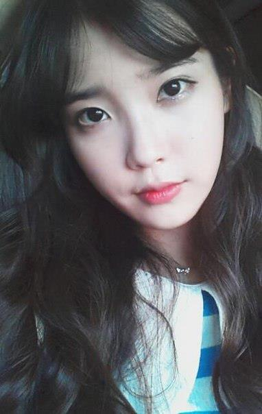 doll face iu ! :D