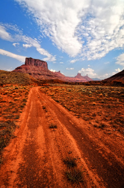 straangetimes:  A Red Road to the Past (by Jeff Clow)