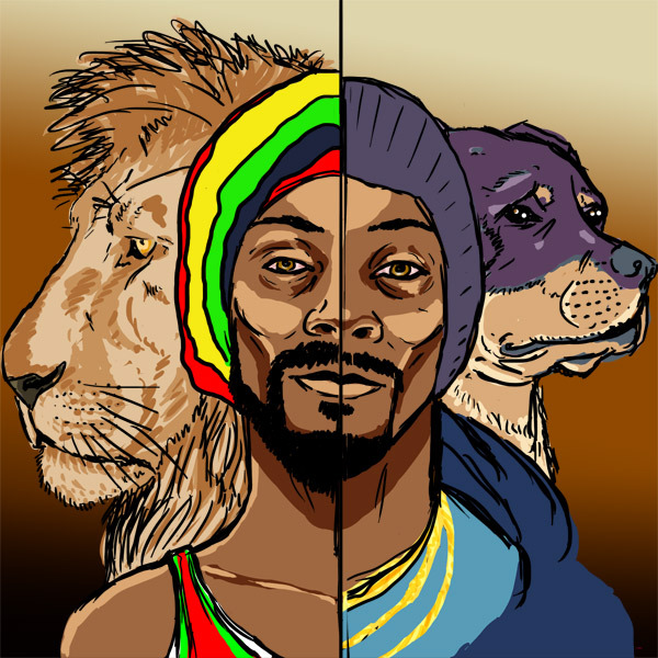 old-school-shit:  female-hustla:  we love snoop dogg not snoop lion  We love both, we just appreciate one more than the other.