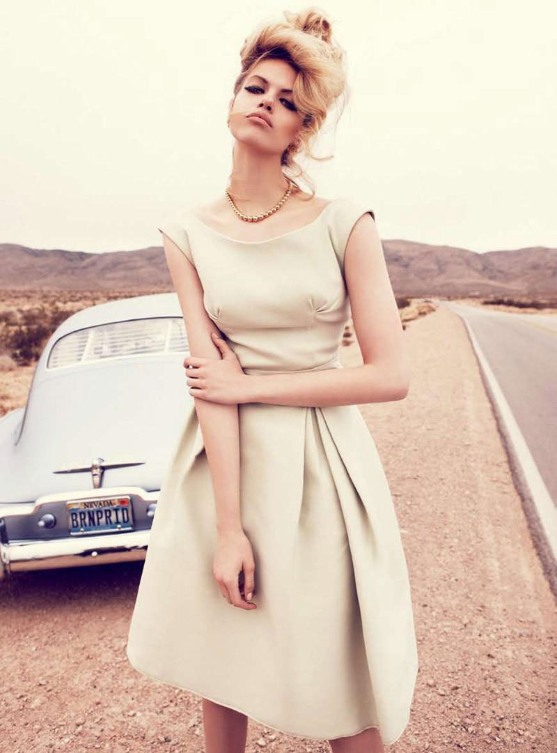 vogueaustralia:  Unconventional wedding style - from short dresses to flats, here are the bridal style rules to break.