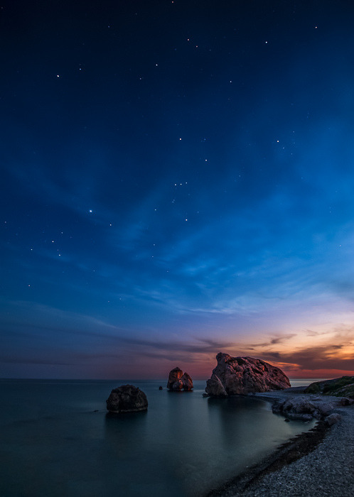 Aphrodite's Sky (by tomasz.cc)  You have to follow this blog, it's really awesome!