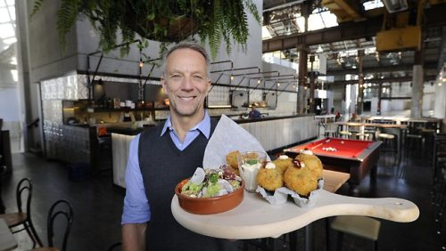 DINING: CORNERSTONE BAR AND FOOD, CARRIAGEWORKS - INNER WEST COURIER MAY 13, 2013