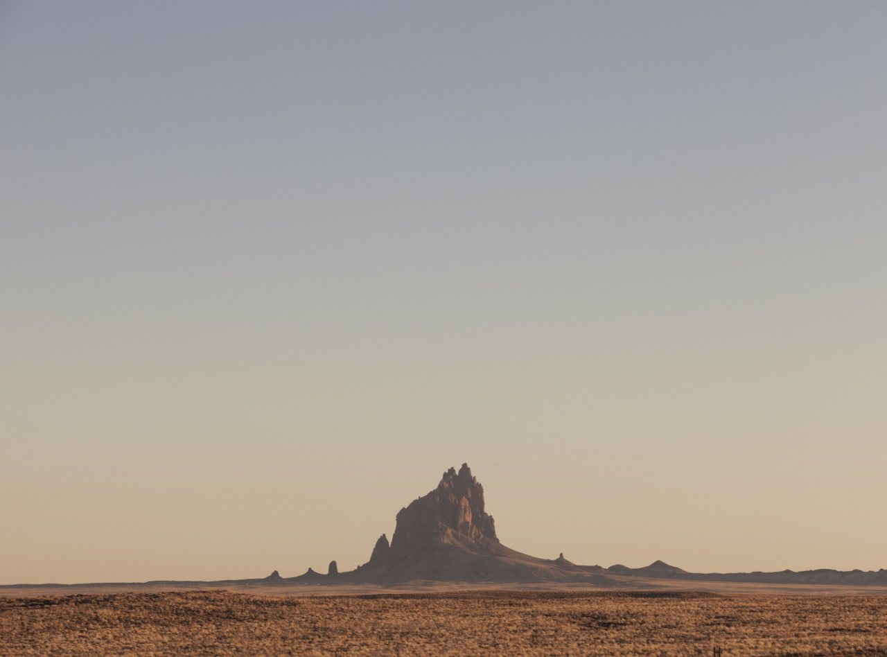Shiprock, Farmington, New Mexico, 2011