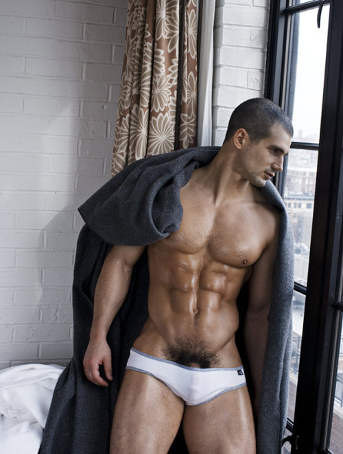 toddsanfield1:  DNA MEN #1 outtake by Rick Day www.toddsanfieldunderwear.com